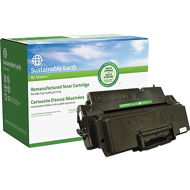 Sustainable Earth by Staples Remanufactured Black Toner Cartridge, Samsung ML-2150D8