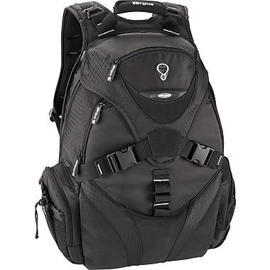 Targus® - Sac à dos Voyager pour ordinateur portatif de 17 po, noir