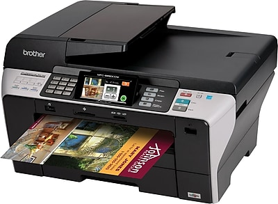 Brother MFC-6890CDW Color Inkjet All-in-One Printer