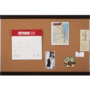 "Quartet® Executive Bulletin Board, 24"" x 36"""