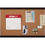 Quartet® Executive Bulletin Board, 24 x 36