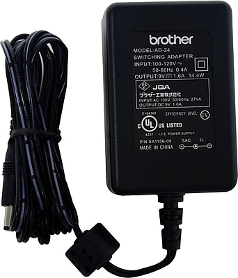 Brother® AC Adapter for PT1880 Label Maker