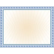 Great Papers­­® Westminster Blue Parchment Certificate, 100/Pack (961032)