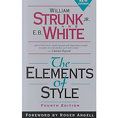 The Elements of Style, New Book
