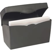"Staples® 5"" x 8"" Index Card File"
