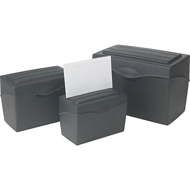Staples® Index Card Files