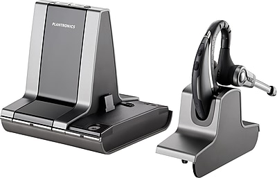 Plantronics Savi Office W0200 Wireless Over-the-Ear Headset System