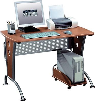Techni Mobili Computer Desk Dark Honey Rta 8338 Staples