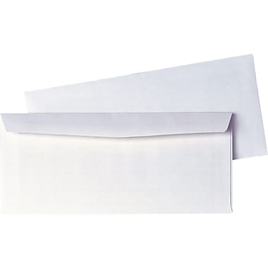 Quality Park Envelopes White Preserve #10, 4-1/8