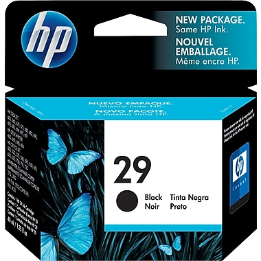 HP 29 Black Ink Cartridge (51629A)