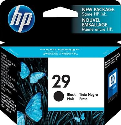 HP 29 Black Ink Cartridge (51629A)