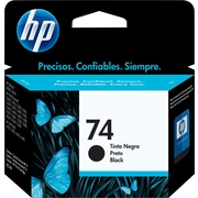 HP 74 Black Ink Cartridge (CB335WN)