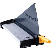 "Fellowes® 18"" Fusion 180 Guillotine Paper Cutter with SafeCut"