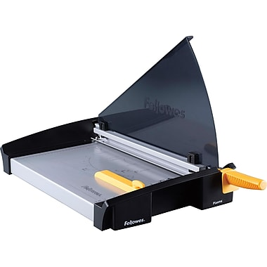 Fellowes® - Coupe-papier à guillotine Plasma 180 de 18 po