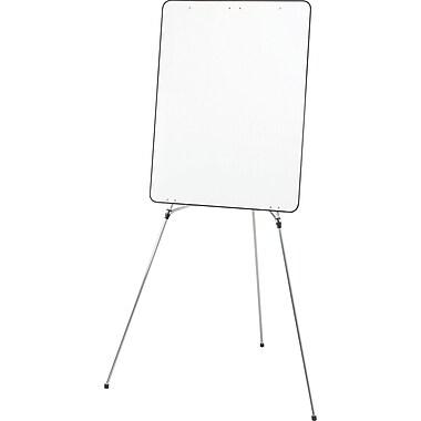 Staples® - Tableau blanc à effacement à sec Advanta avec chevalet télescopique