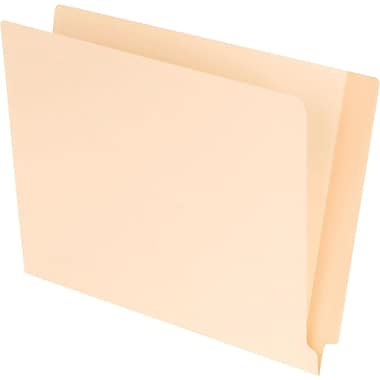 Pendaflex® End-Tab Laminated Folders, Legal, Full Tab