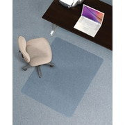 "Staples® Economical Chairmat, Rectangular, 46"" x 60"""