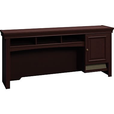 Bush Business Furniture Syndicate 60W Hutch, Mocha Cherry (6361MC-03FA)