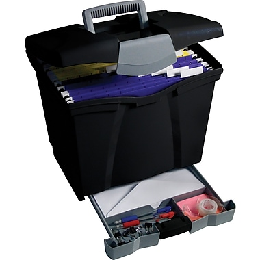 Staples® Portable File Box