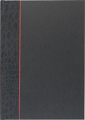 Staples™ M Hardbound Business Notebook, Assorted, 8-1/2