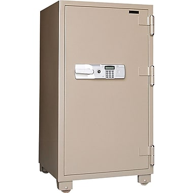 Mesa™ 6.8 Cubic Ft. 2 Hour Fire and Security Safe with Premium Delivery