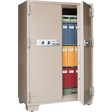 Mesa™ 20.7 Cubic Ft. Double Door Fire and Security Safe with Standard Delivery
