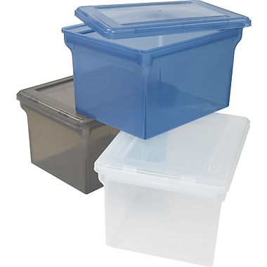 staples letterlegal file boxes assorted colors - Hanging File Box