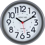 "Kincaid® 8.5"" Round Wall Clock, Black"
