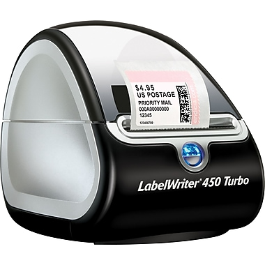 DYMO® LabelWriter 450 Turbo Label Printer