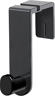 Safco® Plastic Over the Panel Coat Hook, Single Hook