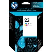 HP 23 Tricolor Ink Cartridge (C1823D)