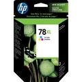 HP 78XL Tricolor Ink Cartridge (C6578AN), High Yield