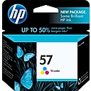 HP 57 Tri-Color Standard Yield Ink Cartridge (C6657AN#104)