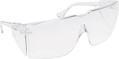 3M® Tour-Guard® ANSI Z87.1 III Safety Glasses, Clear, 100/Box