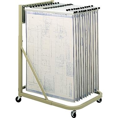 Safco® - Système de classement mobile vertical