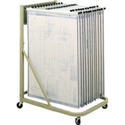 Safco Mobile Vertical Filing Stand