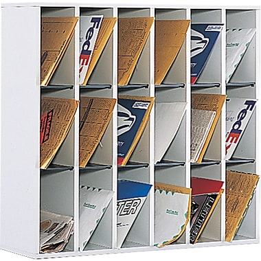 Safco® – Trieuse de documents en bois
