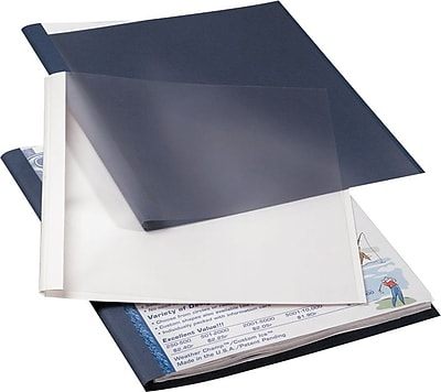 Fellowes® Thermal Binding Covers, 1/16