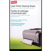 Staples® Laser Printer Cleaning Kit, 3/Pack