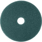 "3M Blue Cleaner Pad 5300, 16"", 5/Ct"