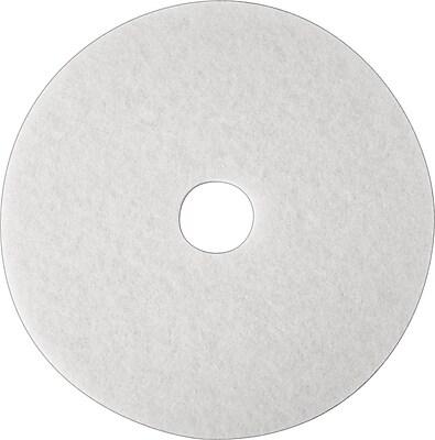 3M White Super Polish Pad 4100, 16
