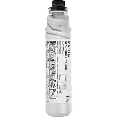 Ricoh 885531 Black Toner Cartridge, Type 1170D
