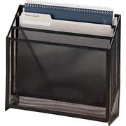 Eldon® Expressions™ Mesh Desk Accessories, 3-Tier Organizer