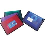 Staples® – Classeur expansible en poly, translucide, format lettre