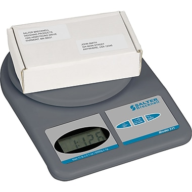 Brecknell Digital Scale, 11 lb. (311)