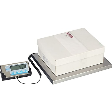 Brecknell Online-Compatible Bench Scale, 400 lb. Capacity (LPS400)