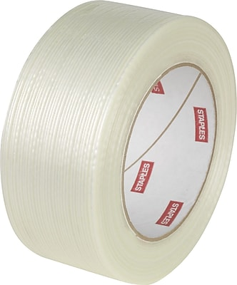Staples® Fiberglass Filament Tape, 1.9