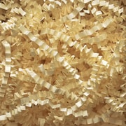 Staples Spring-Fill Crinkle Cut Shred, French Vanilla (695459)