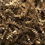 Spring-Fill Crinkle Cut Shred, Kraft, Brown