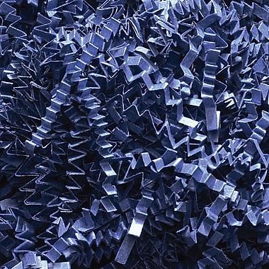 Spring Fill® Crinkle Cut™ Shred, Navy Blue, Case